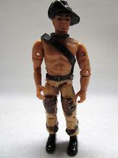 GG152-REMCO TOYS VINTAGE 1986-AMERICAN FORCE-GI JOE BOOTLEG-SOLO FIGURA