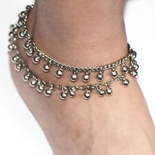 Bohemia Beaded Foot Bracelet Summer Silver Ankelts For Women Girl Summer Jewelry