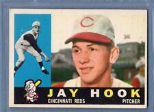 1960 Topps #187 Jay Hook EX-MT  Set Break C