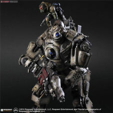 Square Enix Titanfall Atlas Armor Play Arts KAI Action Figures Statue Model Toy