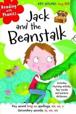 Jack and the Beanstalk (Reading with Phonics),Clare Fennell