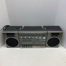 Vintage GE General Electric Mod. 3-5268A Superadio Stereo Boombox Radio