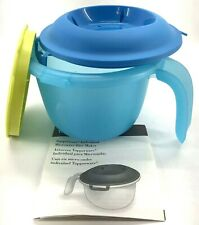 Tupperware Individual Microwave Rice Maker Small Steamer Cooker #6972 New