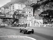 Stirling Moss Lotus 18 Winner Monaco Grand Prix 1960 Photograph 2