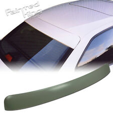 Unpainted BMW 3-Series E36 2DR A-Type Window Visor Rear Roof Spoiler ABS
