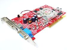 PowerColor ATI Radeon 9600 pro 128mb DVI VGA AGP Graphics card r96-c3g r96a-c3n