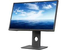 "Dell 24"" P2417H IPS TFT LCD Monitor 1080P 60hz HDMI VGA DisplayPort USB 3.0 VESA"