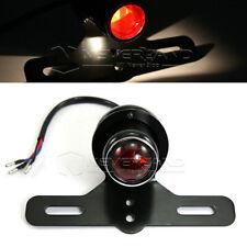 Retro Motorcycle Tail Brake Light Lamp For Harley Bobber Chopper Cafe Racer CB