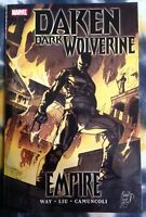 DAKEN DARK WOLVERINE : Empire - Marvel Comics - Trade Paperback TPB
