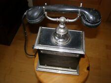 Kurbeltelefon ,Tisch Telefon Festnetz
