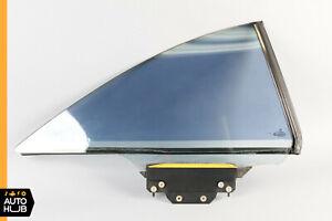 00-06 Mercedes W215 CL500 CL55 Quarter Window Glass Rear Right Side OEM