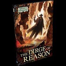 Arkham Horror Novella The Dirge of Reason
