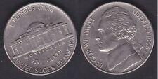 ETATS UNIS   5 CENTS 1995 D