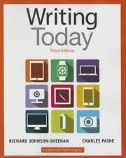 *Water Damage* Writing Today by Richard Johnson-Sheehan and Charles Paine