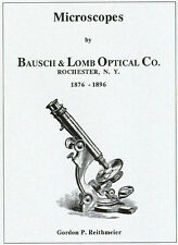 Microscopes by Bausch & Lomb 1876-1896 (going out of business sale)