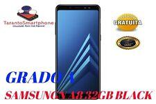 Samsung Galaxy A8 (2018) - 32GB - BLACK GRADO A