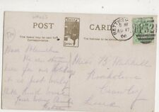 Miss Blanche Mitchell Roseholme Crawley 1906 471b