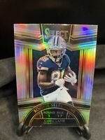 2020 Panini Select Football CeeDee Lamb RC Rookie Selections Silver Prizm
