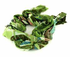 Oilily Botanic Pop Shawl Schal Tuch Accessoire Nori Green Grün Blau Neu