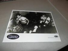Misfits Coffin Box Set Promo Photo 8x10 Record Insert Danzig + Doyle