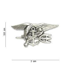 US Army Navy Seals Badge Hat pin Insignia Visor Hat Marines USMC WK2 WKII WW2 #2