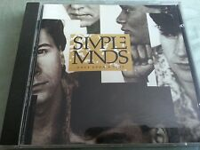 Simple Minds : Once Upon A Time CD
