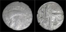 Celtic Britain Durotriges AR quarter stater Third geometric type, Durotrigan H