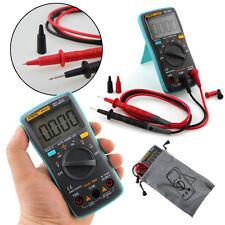 RM101 Digital Multimeter Backlight AC/DC Ammeter Voltmeter Ohm Portable Meter SG