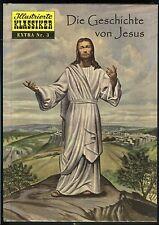 Classici ILLUSTRATI n. 3 la storia di Gesù OFAS Hannover nd-267