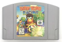 Diddy Kong Racing N64 Nintendo 64 Authentic Cartridge Only Cleaned TESTED