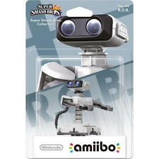 MAGAZINE-Super Smash Bros-Amiibo-Nintendo-NEUF - Rob