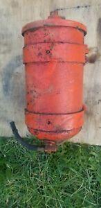 GMC 228 236 248 256 270 302 Motor Oil Filter Canister