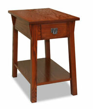 Leick Furniture Mission Chairside Table #9059-Rs #9059-RS