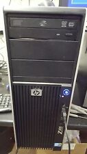 HP Workstation Z400 PC Desktop Intel Xeon W3503 2.40GHz 6GB 500GB DVDRW NO OS
