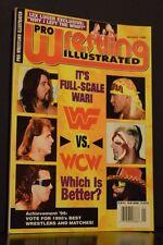 Pro Wrestling Illustrated Magazine January 1996