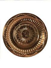 Copper Plates Diwali Pooja