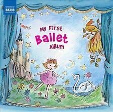 My First Ballet Album, Tchaikovsky, Stravinsky, Schuber - CD NEW