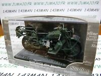 MG15 : MOTO 1/24 STARLINE MOTO GUZZI  :  ALCE BIPOSTO 2 places