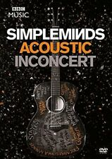 Simple Minds - Acoustic In Concert (NEW DVD)
