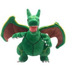 "Rayquaza Charizard Flame Pokemon Lizardon Sky High Plush Toy Stuffed Animal 10"""