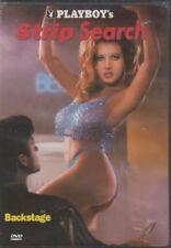 Playboy - Strip Search, Backstage