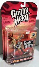 Guitar HeroJohnny Napalm action figure McFarlane Toys Activision