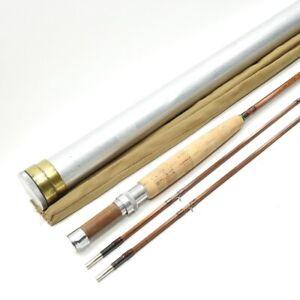 Orvis Impregnated Battenkill Bamboo Fly Fishing Rod. 8' 4 1/4oz. 2/2.