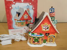 Dept 56 Disney Mickey's Village - Mickey's Toy Store - NIB