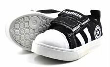 ZAC | Yaouxin Unisex Fashion Sneakers Kids Shoes (Black/White) - Size 28