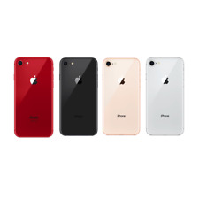 Apple iPhone 8 - 64GB/256GB - RED/GOLD - Grade A - Unlocked