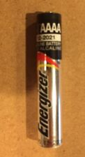 1 Battery Energizer AAAA E96 1.5V Alkaline Replaces E96, LR8D425, MN2500, MX2500