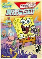 SPONGEBOB SQUAREPANTS: SPONGEBOBS RUNAWAY ROADTRIP-JAPAN DVD C78