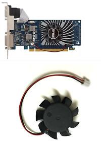 Replace Fan For ASUS GeForce GT 610 GT610-1GD3-L Graphics Card Cooler T124010DL