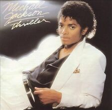 Michael Jackson Reissue 33 RPM Speed Vinyl Records